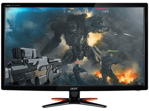 best 3d gaming monitor