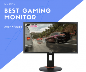 best gaming monitor under $200 widget
